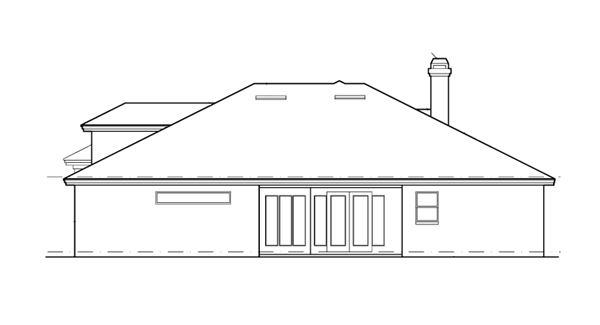 Этот прекрасный проект двухэтажного каркасного дома в средиземноморском стиле площадью  до 250 кв.м с большим гаражом и с 4 спальнями подходит для постоянного проживания.