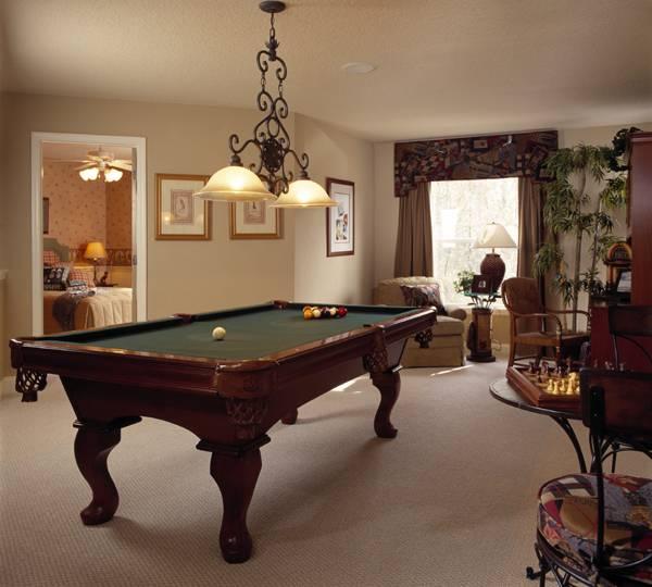 Удобный дом План 2-этажного дома 279 кв м HD-6514-2-4