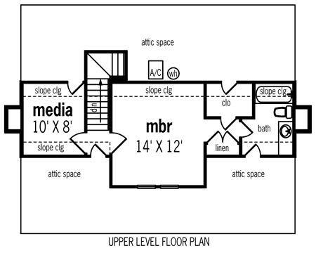 Этот практичный проект одноэтажного дома с мансардой в финском стиле 11 на 9 метров площадью  до 100 кв.м с 2 спальнями подходит  для дачи . Также перед домом есть веранда..
