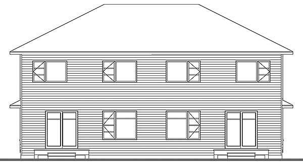 Замечательный проект двухэтажного каркасного дома в современном стиле11 метров площадью 299 кв.м с 3 спальнями подходит  на две семьи . В большой спальне есть ванная.