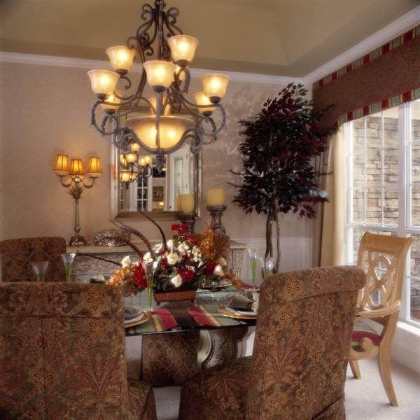Теплый дом План 2-этажного дома 279 кв м HD-6514-2-4