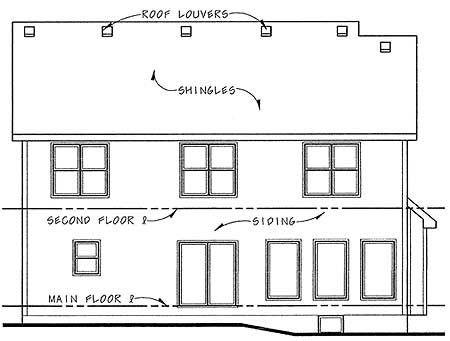 Этот симпатичный проект двухэтажного каркасного дома в стиле кантри 12 на 12 метров площадью  до 250 кв.м с гаражом на 2 машины и с 4 спальнями подходит для постоянного проживания. На первом этаже комната под кабинет.