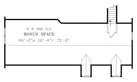 План дополнительного помещения на мансарде Проект дома с цокольным этажом и верандой