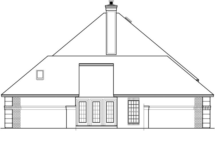 Замечательный проект одноэтажного дома  площадью 259 кв.м с большим гаражом и с 4 спальнями подходит для постоянного проживания. Также перед домом есть веранда..