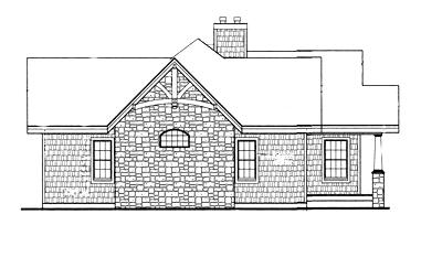 Проект каркасного дома План 1-этажного дома 25x19 192 кв м