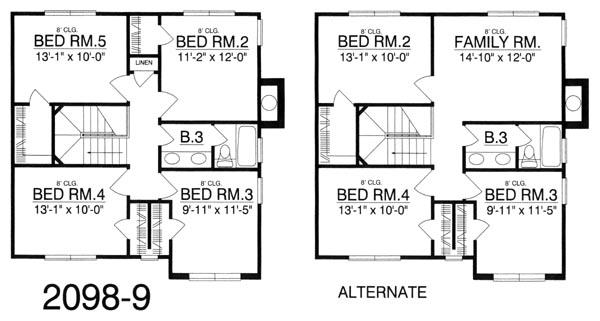 Популярный проект двухэтажного каркасного дома в английском стиле площадью  до 200 кв.м с гаражом на 2 машины и с 5 спальнями подходит для постоянного проживания. Также сзади дома пристроена веранда..