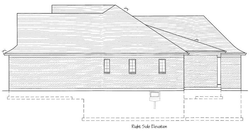 Популярный проект одноэтажного дома  площадью  до 250 кв.м с гаражом на 2 машины и с 3 спальнями подходит для постоянного проживания. В большой спальне есть ванная. Также сзади дома пристроена веранда..