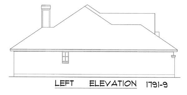 Проект кирпичного дома с большими окнами и красивым фасадом в стиле Прованс