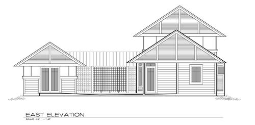 Проект двухэтажного каркасного дома площадью до 250 кв.м с гаражом на 2 машины и 4 спальнями подходит  для северных регионов .