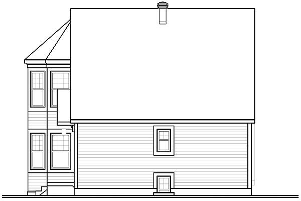 Этот красивый проект двухэтажного каркасного дома в стиле шале 10 на 7 метров площадью  до 150 кв.м с 2 спальнями подходит  для дачи .