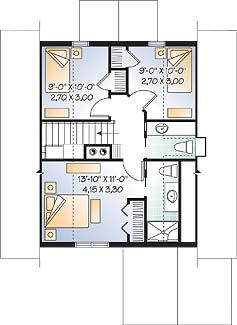 Этот удобный проект двухэтажного каркасного дома в дачном стиле 8 на 8 метров площадью  до 150 кв.м с 3 спальнями подходит  для дачи . Также перед домом есть веранда..