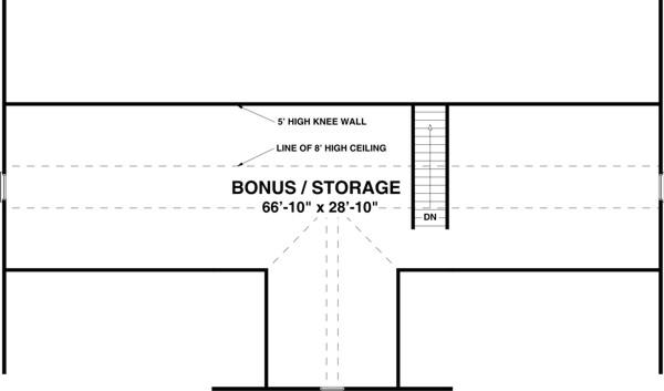 План мансарды План одноэтажного дома 21 на 14 до 150 кв м