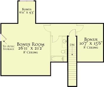 План 2 этажа Проект одноэтажного кирпичного дома с вальмовой крышей