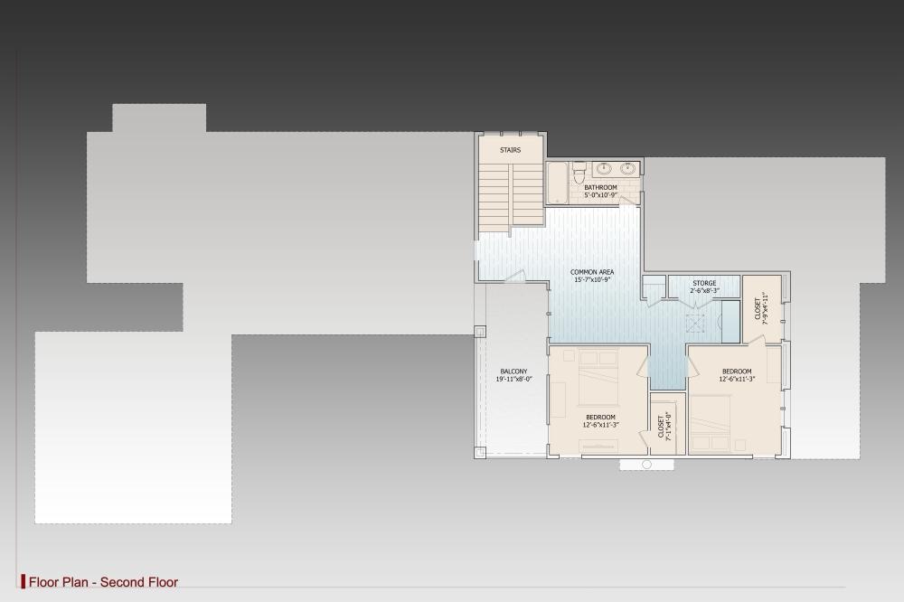 Красывый двухэтажный дом в средиземноморском стиле площадью 264 кв.м с гаражом на 2 машины и с 3 спальнями подходит для постоянного проживания. С колоннами, штукатуркой и большим количеством окон, этот дом дает ощущение, что вы находитесь где-то в Италии.