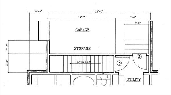 Этот прекрасный проект одноэтажного дома  площадью  до 200 кв.м с гаражом на 2 машины и с 3 спальнями подходит для постоянного проживания. Также перед домом есть веранда..