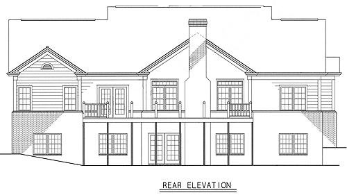 Теплый дом План 1-этажного дома 21x20 220 кв м